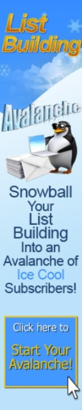 List Building Avalanche